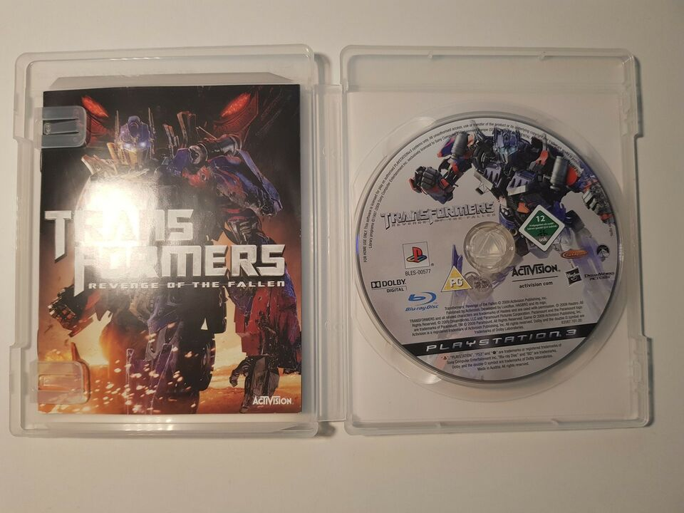 Transformers, PS3