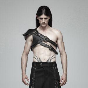 Steampunk-Medieval-Gladiator-Warrior-Cosplay-God-of-War-Kratos-Shoulder-Armour