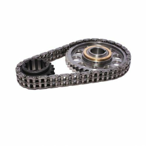 Comp Cams 7112 Keyway Adjustable Billet Timing Set For Pontiac 326-455 NEW
