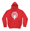 Crooks-amp-Castles-Greco-Logo-Hoodie-Red-Sweatshirt-Mens thumbnail 1