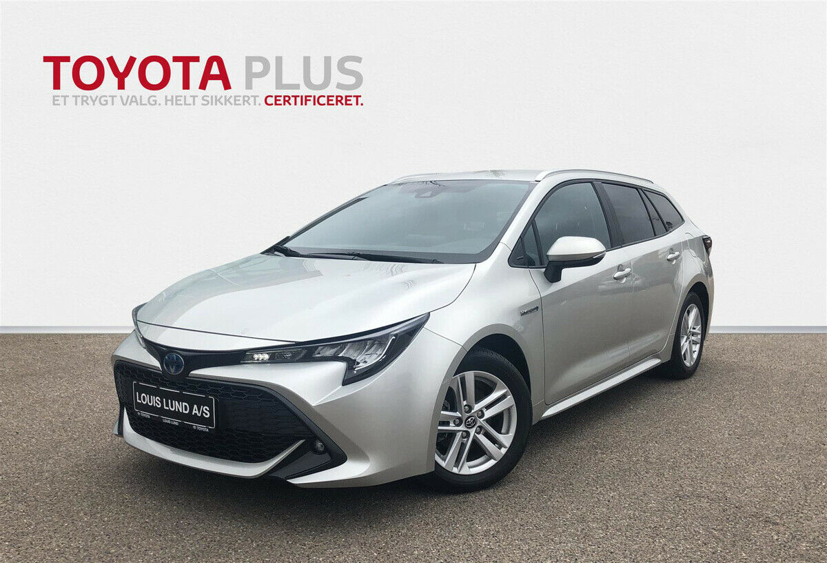 Toyota Corolla 1,8 Hybrid H3 Touring Sports MDS 5d - 269.900 kr.