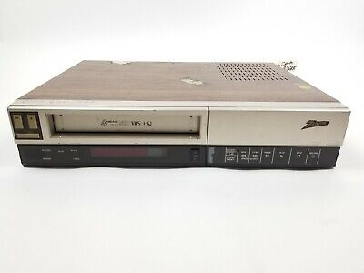Perfect! ZENITH 4 Head VCR Model VCM321 Televisions & Video ...