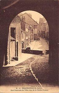 BF4686-chateauroux-indre-rue-descente-de-ville-france