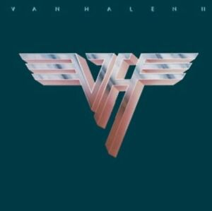 NEW-CD-Album-Van-Halen-Van-Halen-II-Mini-LP-Style-card-Case