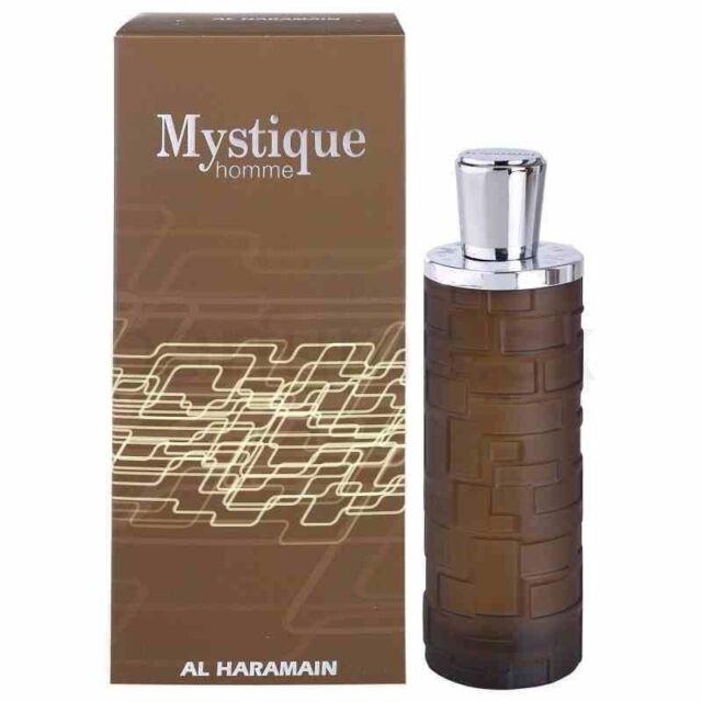 Mystique Homme 100ml Eau De Parfum By Al Haramain For Men For Sale