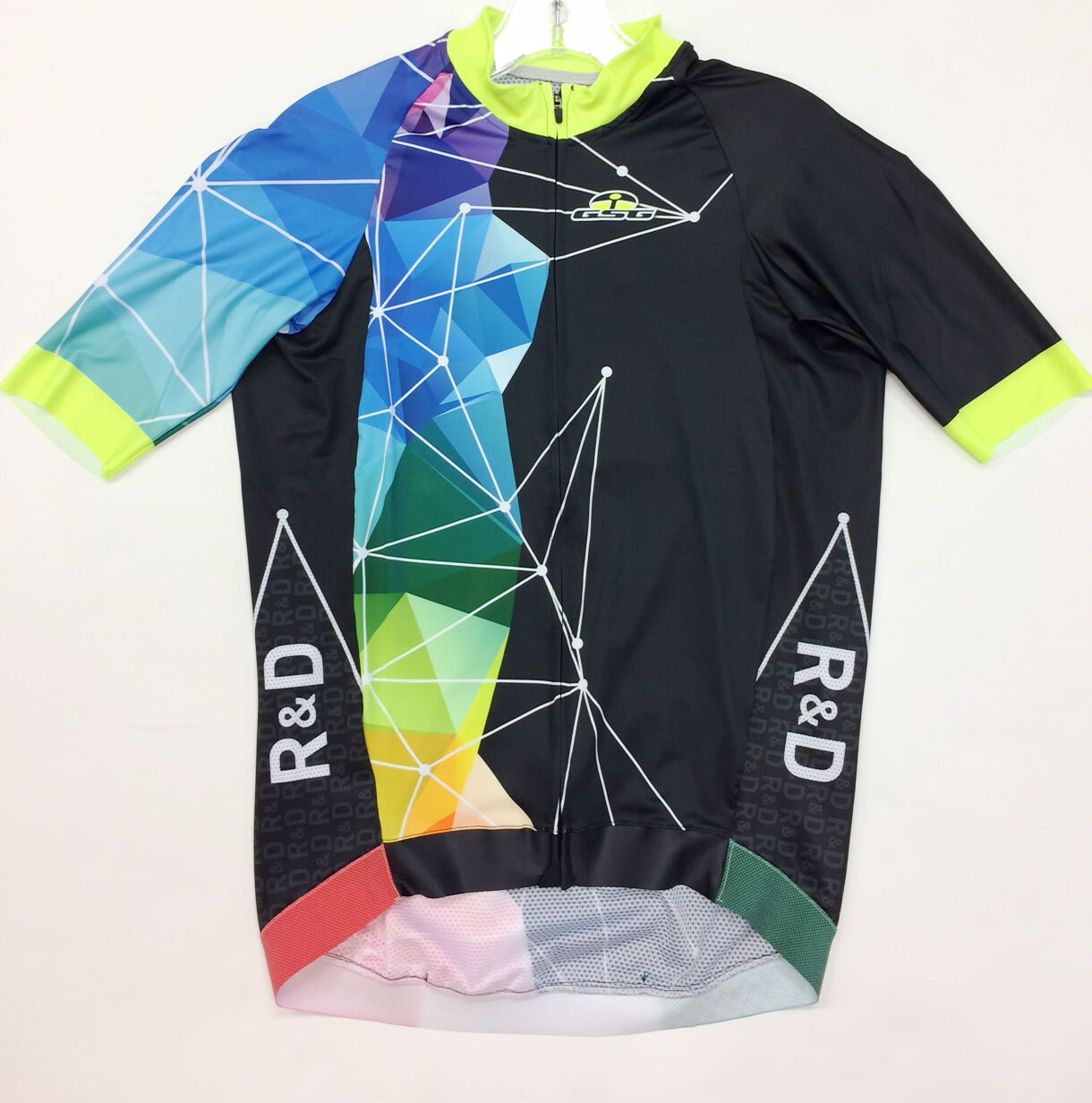 Spider JERSEY Web Professional CYCLING SHORT SLEEVE JERSEY Spider Made in  by GSG 9a7351