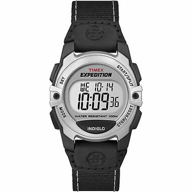 Timex T49957 Expedition Chrono Alarm TimerWatch