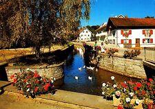 Bad Wörishofen - Am Mühlbach -  , Ansichtskarte