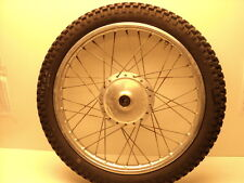 Yamaha DT175 DT 175 Enduro #5087 Chrome Front Wheel & Tire