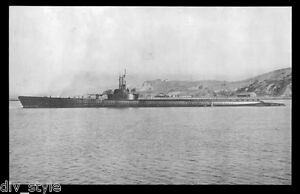 USS-Tang-SS-306-postcard-US-Navy-WWII-submarine