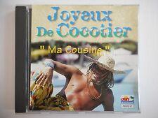 JOYEUX DE COCOTIER : MA COUSINE (mini LP) - HENRI DEBS    CD Album RTL Port 0€