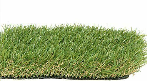 Pzg Premium Artificial Grass Patch W Drainage Holes Rubber Backing 4 Tone For Sale Online Ebay