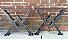 Modern Metal Table Legs,Stylish And Very Original Look,Best Prices,Custom Sizes!