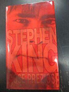 STEPHEN KING - COSE PREZIOSE - ED. CLUB 1992