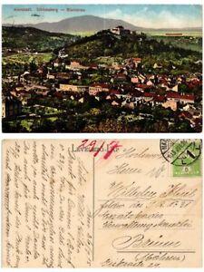 CPA-BRASSo-BRASOV-Schlossberg-Blumenau-ROMANIA-503496