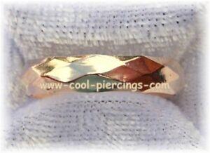 !! Super Sexy Zehenring 12 Karat Gold Filled Diamond Neu !!