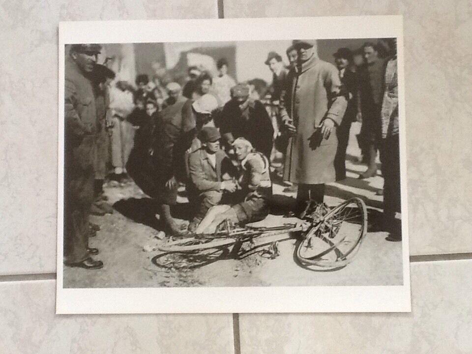rare grande PHOTO PHOTO PHOTO cyclisme ancienne TOUR ITALIE 1910 giro CARLO GALETTI 667507