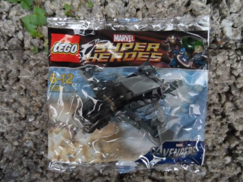 30162 Avengers Lego superheroes Quinjet set Brand new mini pack