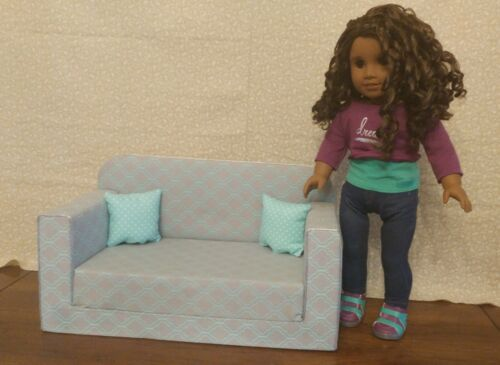 Made to fit American Girl Our Generation SOFA furniture accesory