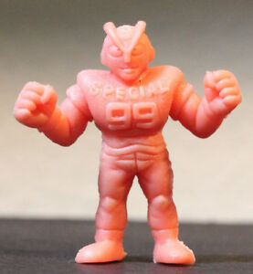 M-U-S-C-L-E-MUSCLE-MEN-69-Kinnikuman-1985-Mattel-RARE-Vintage-Flesh-Color-Toy