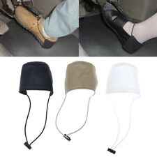Black Driving Wear Shoe Cover Heel Cover Car Brake Throttle Protection Heel KV