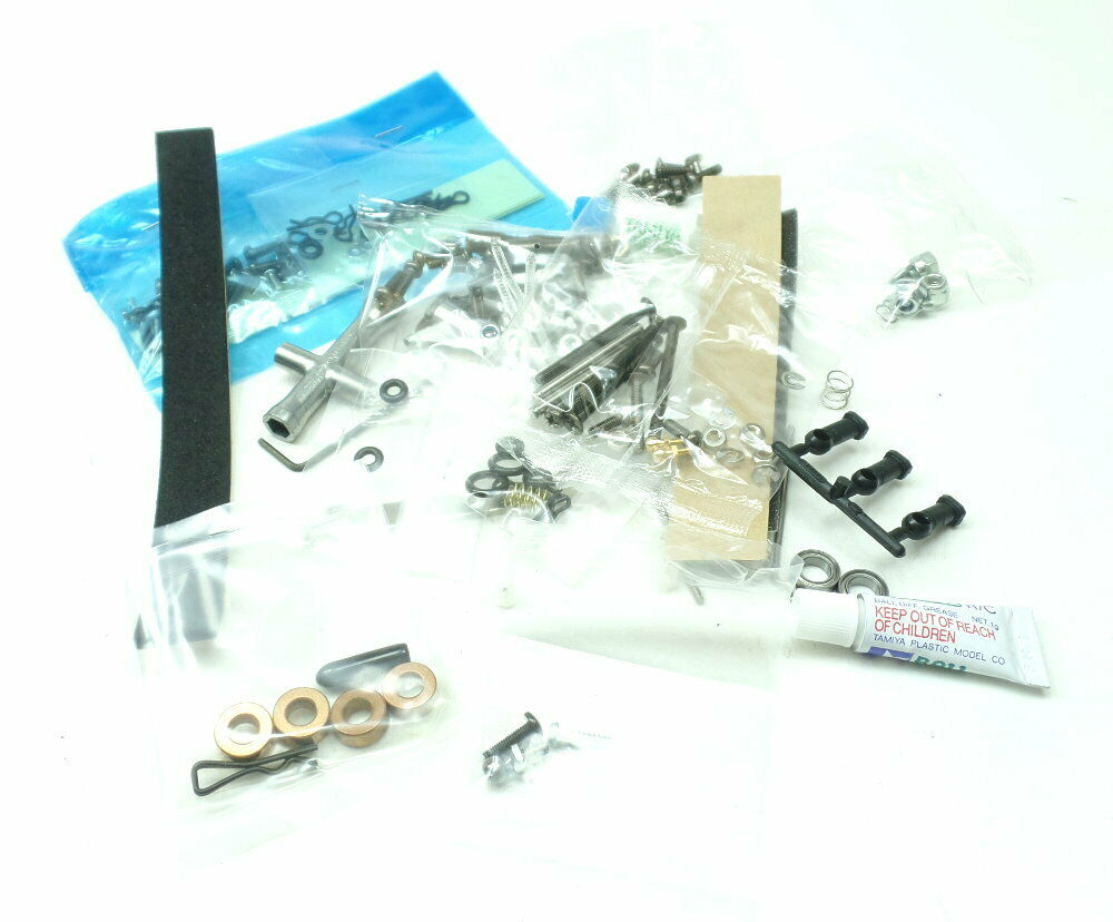 Tamiya 1:10 F104 Ferrari F2012 Screws and Small Parts SetTF1®