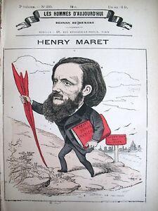 Henry-Maret-Pressman-Common-Caricature-Demare-the-Men-Today-1878