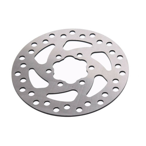 120mm stainless steel rotor disc for mountain road cruiser bike bicycle par QW