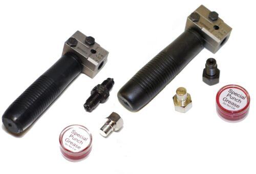 Bremsleitung bördeln Bördelgerät 4,75mm DIN SAE F E Bördel Werkzeug