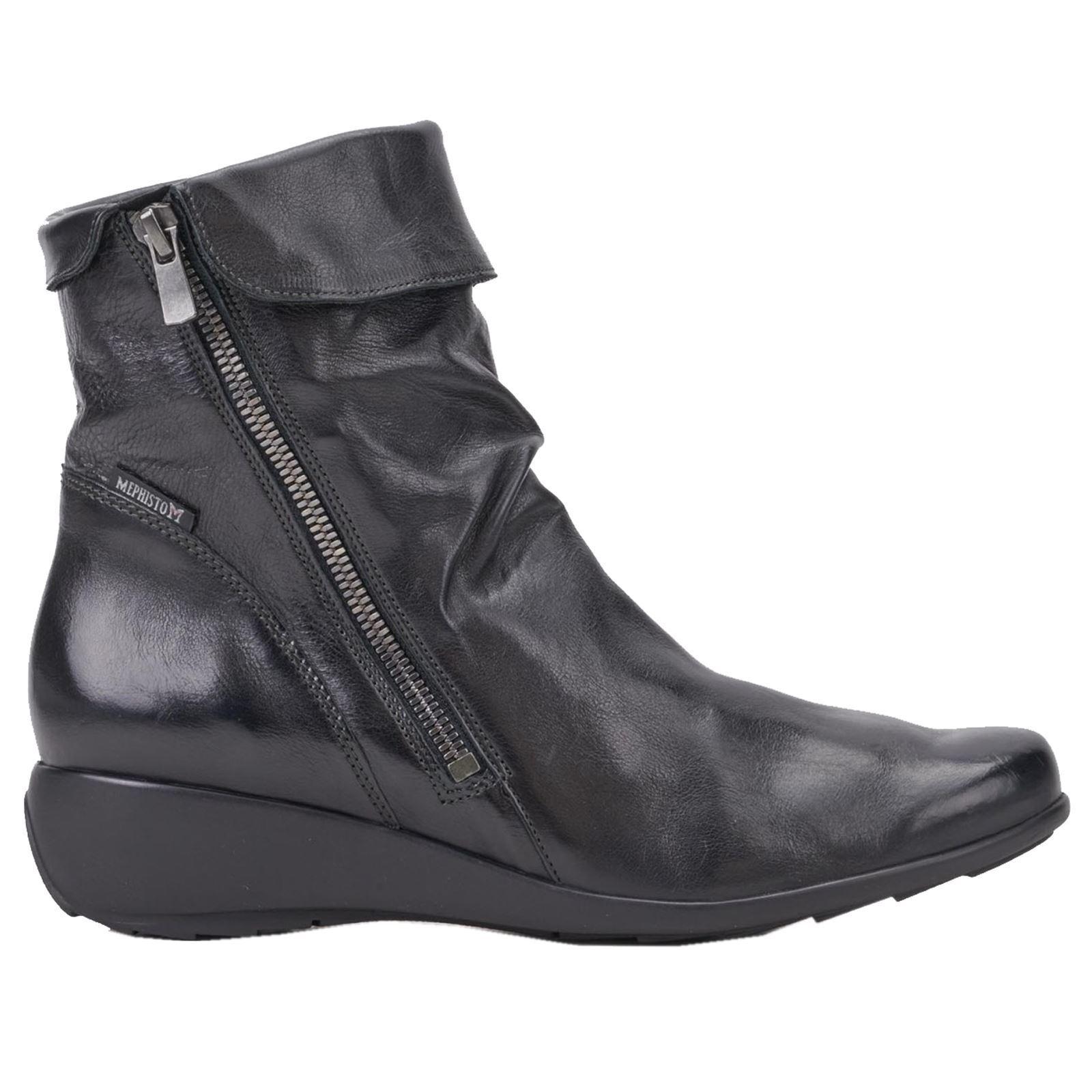 Mephisto stivali Womens Seddy Leather Boots,Gli stivali Mephisto da donna classici sono popolari, economici e hanno dimensioni b567c6