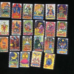 Details about JoJo's Bizarre Adventure Tarot Card Kujou Jotarou Japanese  Anime 22 Cards In Box