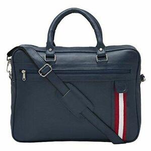 Mboss 15.6 Inch Faux eather Shoulder Sling Laptop Messenger Bag For Unisex