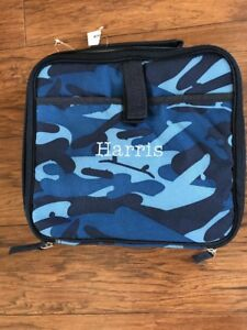 Pottery Barn Lunch Box Bag Harris Ebay