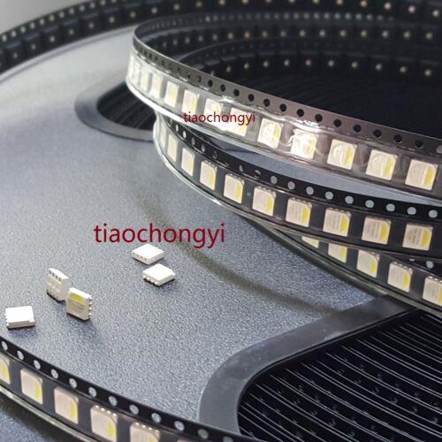 4 in 1 5050 RGBW RGBWW RGB White Warm LED 4 Chip SMD Lamp 0.4W Light Wholesale