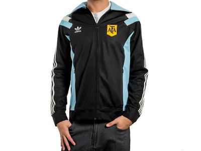 Trainingsjacke Argentinien * Adidas * Gr. L * WM 1978 in