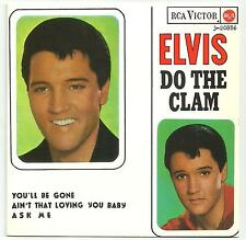"""Elvis Presley """"Do the clam"""" PS EP from Spain."""