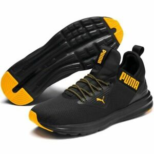 Size-10-Men-039-s-PUMA-Enzo-Beta-Rip-Training-Shoes-192595-02-Black-Orange-Alert