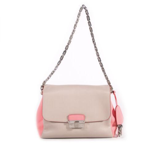 Christian Dior Bi-Color Diorling Flap Bag