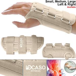 Adjustable-Carpal-Tunnel-Splint-Wrist-Brace-Hand-Support-Right-Left-S-M-L-NHS
