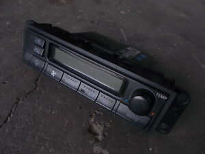 NISSAN-JDM-S15-SILVIA-200SX-SR20-digital-auto-Climate-Control-Unit-27500-88F00