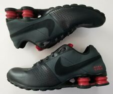 the latest 62ecd e7b33 item 2 NIKE SHOX  Deliver  Black   Gym - Red Men s Running Shoes 317547 026  Size 8 -NIKE SHOX  Deliver  Black   Gym - Red Men s Running Shoes 317547  026 ...