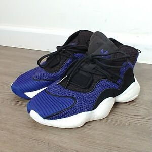 Kids Adidas Crazy BYW Real Purple