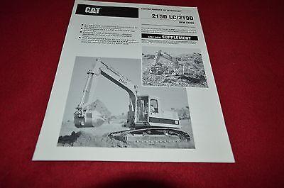 Caterpillar 385C L Hydraulic Excavator  Dealers Brochure DCPA8