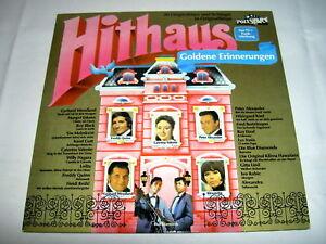 LP-HITHAUS-Goldene-Erinnerungen-v-1970-Schlager