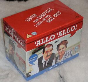 Allo-Allo-Complete-Series-1-9-1st-Edition-DVD-Box-Set-NEW-SEALED