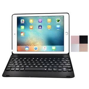Wireless Bluetooth Keyboard Laptop Cover Case Stand For IPad Pro 97