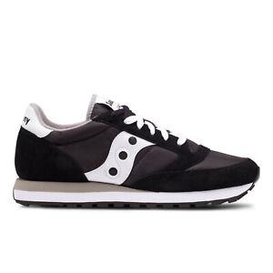 Chaussures-Saucony-Jazz-Original-Noir-Homme-Femme-en-Daim-et-Toile-Ete-Sportive