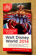 3 Walt Disney Trading Pins + The Unofficial Guide to Walt Disney World 2014 Book