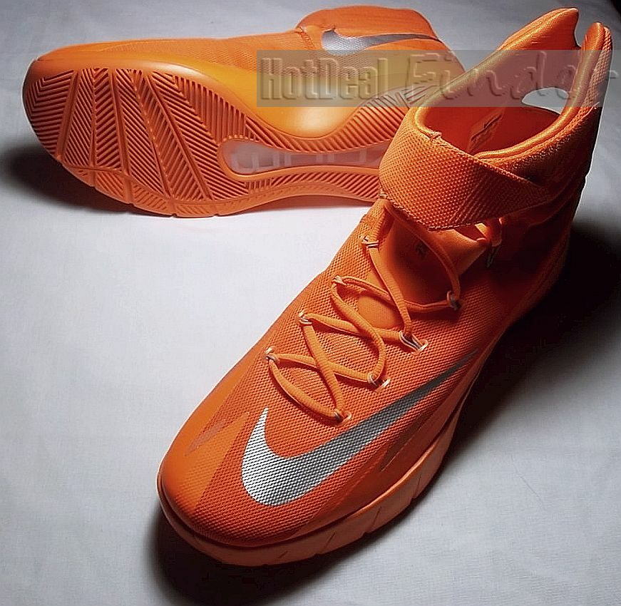 NEW NIKE ZOOM = SIZE 14 = HYPERREV MENS BASKETBALL SHOES 643301-803
