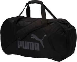 7abeeeb673 Puma Small Training Holdall - Black 4059505084998